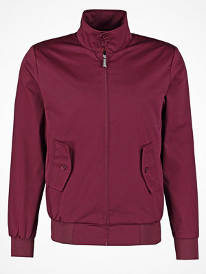Jackor - HARRINGTON Tunn jacka bordeaux