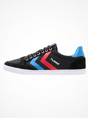 Hummel SLIMMER STADIL Sneakers black/blue/red