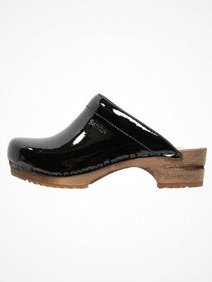 Sanita CLASSIC OPEN Clogs black