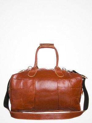 Royal Republiq BALL BAG Weekendbag cognac brun