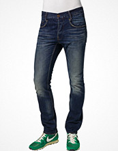 Jeans - G-Star GStar NEW RADAR SLIM Jeans slim fit Blått