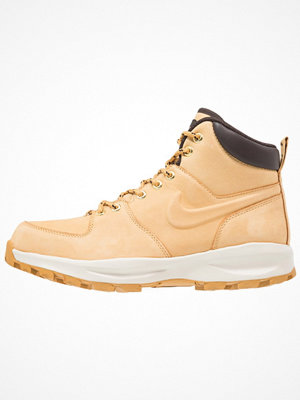 Boots & kängor - Nike Sportswear MANOA Snörstövletter beige / marron