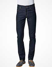 Jeans - Cheap Monday TIGHT ORIGINAL UNWASH - Jeans slim fit - Blått