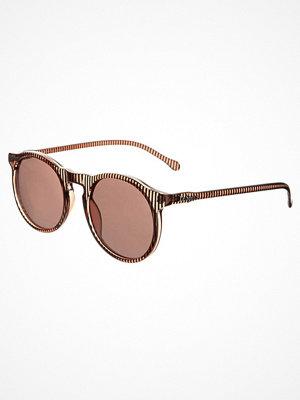 Le Specs BOJANGLES Solglasögon brown stripe