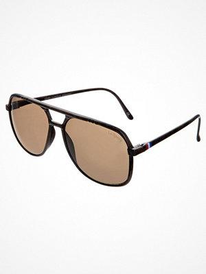 Le Specs LORD CURIOUS Solglasögon brown dalmation