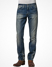 Jeans - G-Star Jeans straight leg - Medium Aged/ Volt Denim