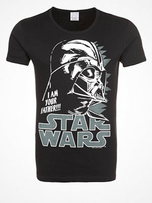 LOGOSHIRT STAR WARS DARTH VADER Tshirt med tryck black
