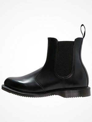 Dr. Martens FLORA Stövletter black polished smooth
