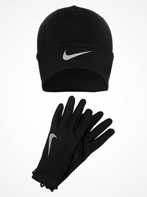 Nike Performance RUNNING SET Fingervantar black