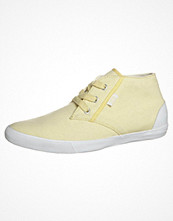 Even&Odd Höga sneakers Gult