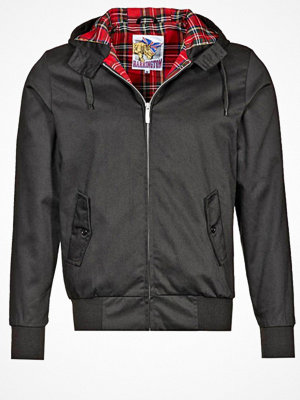 Jackor - HARRINGTON Tunn jacka black