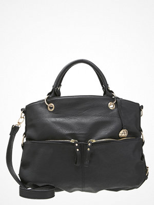Anna Field Shoppingväska black