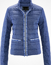bpc selection Quiltad jacka i jeanslook