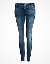 Only Skinny Low Prince Destroy Jeans Rim3942