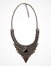 Selected Femme Vally Triangle Necklace