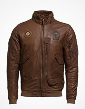 Jackor - Lindbergh Leather Pilot Jacket
