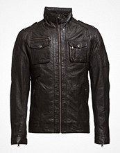 Jackor - Bertoni Leather Jacket
