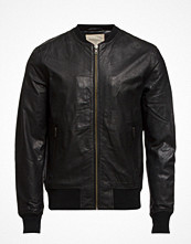 Jackor - Selected Homme Driggs Leather Jacket Ix