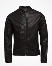 Jackor - Shine Simple Biker Jacket