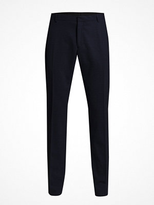 Selected Homme Shdone-Mylogib3 Navy Mix Trouser Noos