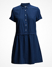 LEVI´S Women Ss Shirt Dress Deep Indigo
