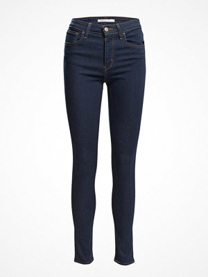 Levi's 721 High Rise Skinny Lone Wolf