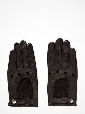 MJM Mjm Lady Driving Glove 100% Leather Black