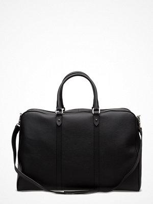 Decadent svart weekendbag Weekend Bag
