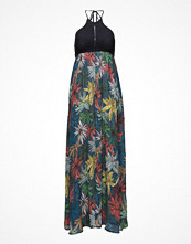 Tommy Hilfiger Inj Erye Maxi Dress Ns