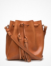 Closed Small Bucket Bag