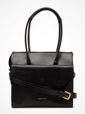 Royal Republiq svart axelväska Empress Handbag