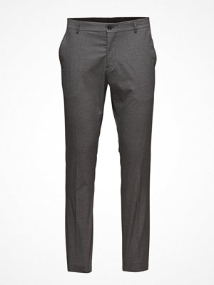 Selected Homme Shdnewone-Mylologan1 Grey Trouser Noos