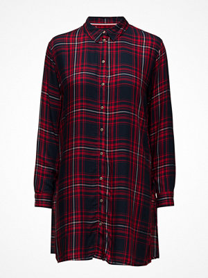 Only Onljune L/S Long Shirt Wvn