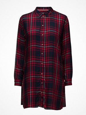 Only Onljune L/S Long Shirt Wvn