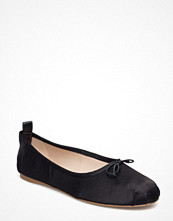 Ballerinaskor - Mango Lace-Up Ballerinas