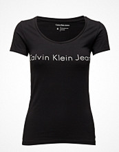 T-shirts - Calvin Klein Jeans Tess-1 Vn Slim Fit Tee Ss