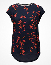 T-shirts - Saint Tropez Printed Front Jersey Top