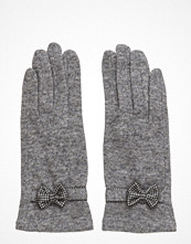 Handskar & vantar - MJM Butterfly Knit Wool Mix Grey