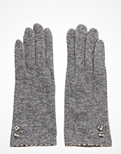 Handskar & vantar - MJM Jazz Knit Wool Mix Grey