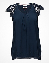 Hilfiger Denim Viscose Top S/S 36
