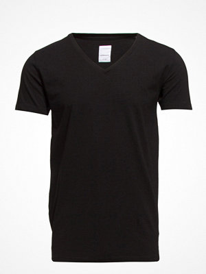 Lindbergh Mens Stretch V-Neck Tee S/S