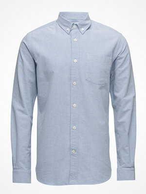 Knowledge Cotton Apparel Button Down Oxford Shirt - Gots