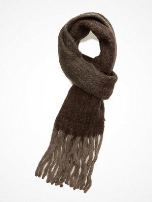 Halsdukar & scarves - UNMADE Copenhagen Herringbone Fluffy Scarf