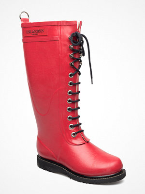 Ilse Jacobsen Rain Boot - Long, Classic With Laces