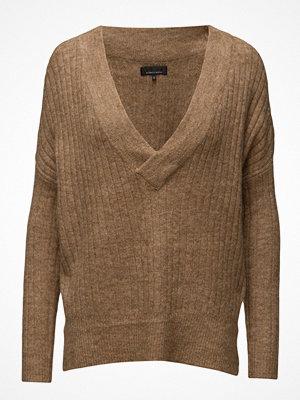 Only Onltrust L/S Deep V-Neck Pullover Knt
