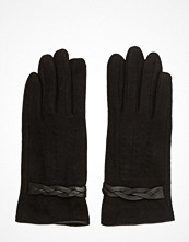 Handskar & vantar - UNMADE Copenhagen Twisted Leather Detail Glove