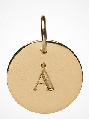 Syster P smycke Beloved Letter Gold