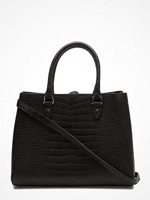 Decadent svart axelväska New Handbag