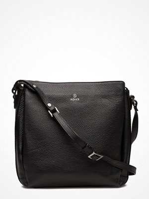 Adax svart axelväska Cormorano Shoulder Bag Ellinor