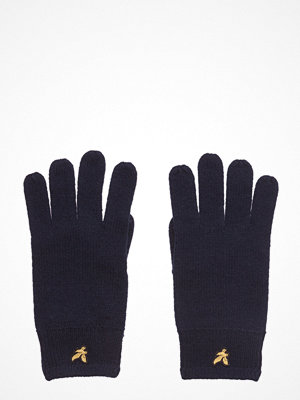 Handskar & vantar - Lyle & Scott Racked Rib Gloves